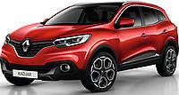 Защита двигателя на Renault Kadjar (c 2015--)