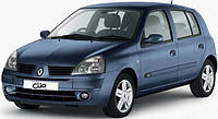 Защита двигателя на Renault Clio (1998-2005)