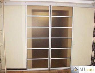 Межкомнатные раздвижные двери купе, фото 2