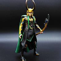 Фигурка  игрушка ЛОКИ Loki Марвел Marvel