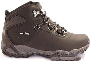 Ботинки RESTIME WWZ14419 BLACK ботин