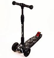 """Самокат Scooter SMART """"Черная Молния"""""""