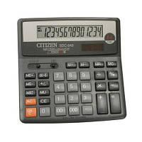 Калькулятор Citizen SDC-640 (SDC-640 Citizen)