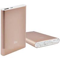 Power Bank Xiaomi MI Slim 10000mAh USB(2A) индикатор заряда, разные цвета