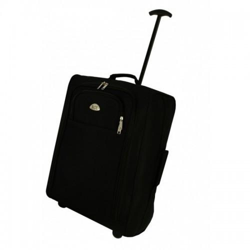 Рюкзак чемодан на колесах RGL черный