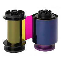 Риббон Evolis к принтерам Avansia, цветной YMCK, 500 отпечатков (RT4F010EAA)