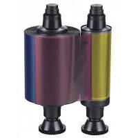 Риббон Evolis к принтерам Pebble4, цветной 1/2 YMCKO, 400 отпечатков (R3013)
