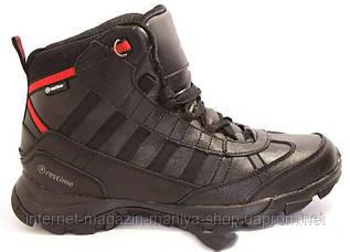 Ботинки RESTIME PWZ14197 BLACK D.GRE