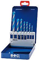 Сверла профессиональные универсальные для бетона, керамики, дерева, металла Metal-Box Bohrcraft 2270 13 10007