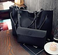 Большая черная сумка 2017