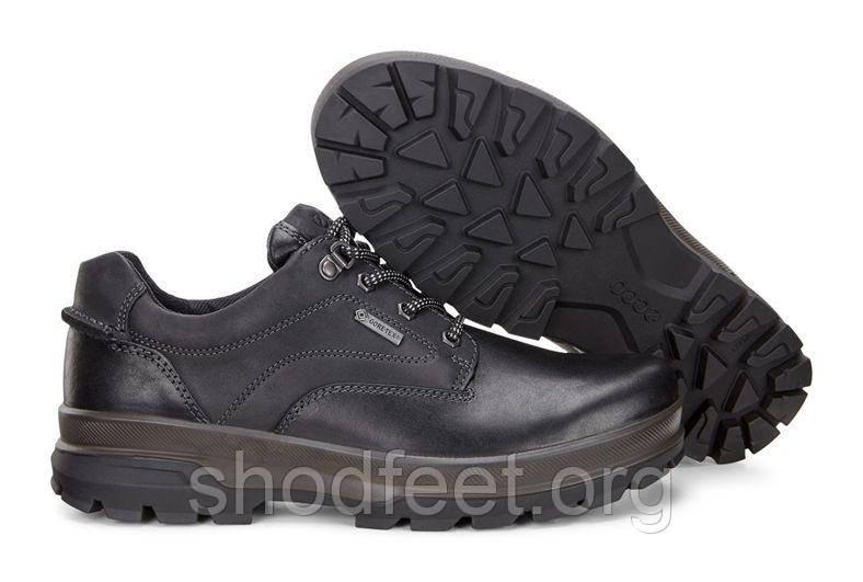 Мужские полуботинки Ecco Rugged Track Gore-Tex 838034 51707