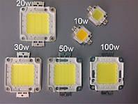 Светодиод 20w cooper матрица 20w прожектор 20w 24х48 mil