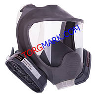 Противовирусная полнолицевая маска с химическими фильтрами  СТАЛКЕР-3