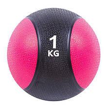 Медбол 1 кг диаметр 19 см