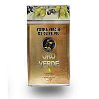 Оливковое Масло Oro Verde Extra Virgin de Olive Oil 5л