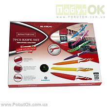 Набор Ножей 7 Едениц ROYALTY LINE RL-COL7C (Код:1098) Состояние: НОВОЕ