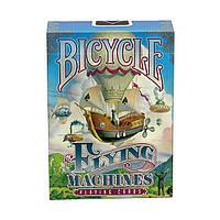 Карты игральные Bicycle Flying Machines. Новинка!