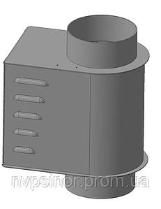 Дымосос ZEVS DPU-150 (уличный)