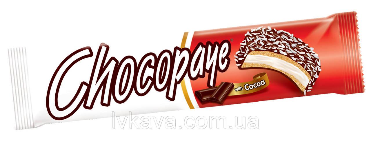 Печенье-сендвич с шоколадом, маршмеллоу  CHOCO PAYE  Simsek, 57 гр