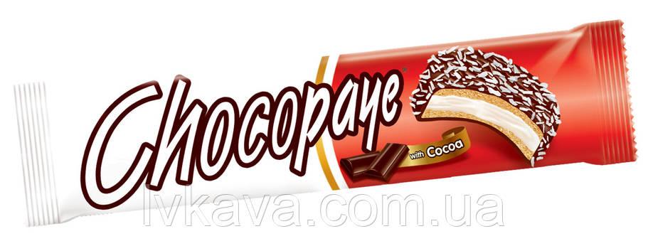 Печенье-сендвич с шоколадом, маршмеллоу  CHOCO PAYE  Simsek, 57 гр, фото 2