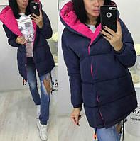 Куртка женская на синтепоне зимняя