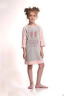 Сорочка для девочки GND 014/001 (ELLEN) НОВИНКА осень-зима 2018