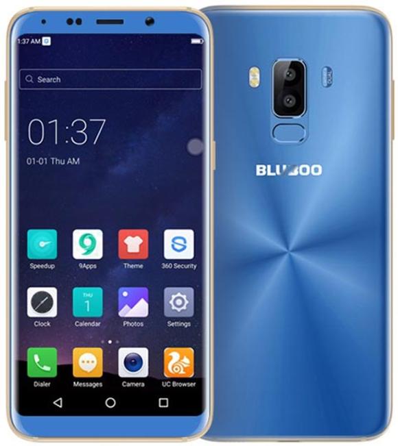 Bluboo S8 3/32 Gb blue