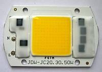 LEd Smart IC 50w 2700K Светодиод 50w светодиодная матрица 50w с драйвером на борту
