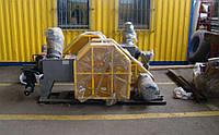 Пресс брикетировочный для производства топливных брикетов