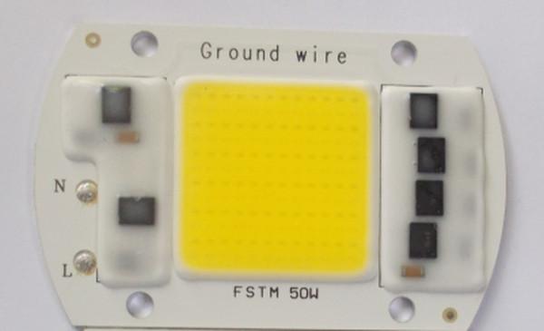 LEd Smart IC 50w 4000K Светодиод 50w светодиодная матрица 50w с драйвером на борту
