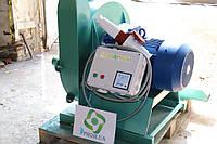 Зернодробилка молотковая 18.5 кВт