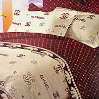 Комплект постельного белья СЕМЕЙНЫЙ ( простынь 200/220, два пододеяльника 150/220, наволочки 70/70)