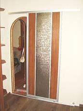 Межкомнатные раздвижные (перегородки) двери купе, фото 3