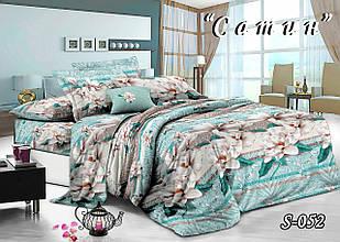 Комплект постільної білизни Тет-А-Тет євро S-052
