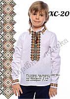 Заготовки под вышивку сорочек для мальчиков