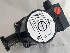 Циркуляционный насос Ampis 25/4-180 (Black-w) с гайками и кабелем