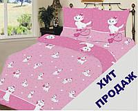 Детское постельное бельё в кроватку Кошка Марри, фото 1