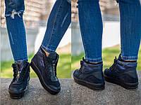 Женские модные ботинки, в расцветках, р.р 35-41