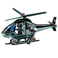 PLAYMOBIL Tactical Unit Copter вертолет специального назначения.