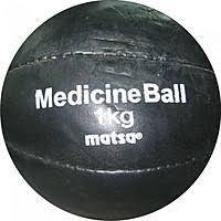 Мяч медицинский (медбол) MATSA 1кг s