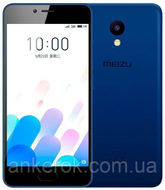 Meizu M5c 2/16Gb (Blue)