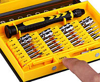 Набор отверток для ремонта мобильных телефонов K-TOOLS 1252 -38PCS