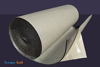 СПЛЕН (сплэн) 3003 фольгированный. Шумка для авто с фольгой 3мм (премиум).