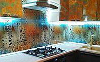 Виды отделки кухонного фартука