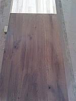 Мебельный щит широколамельный из термированного ясеня 20 мм AA 20*650*3000 мм