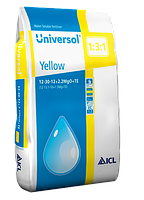 Universol Yellow желтый 12-30-12 + 2.2MgO + TE для укоренения 25кг