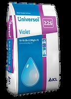 Universol Violet Фиолетовый 10-10-30+3,3Mg+TE 25кг интенсивный рост