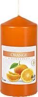 Ароматическая свеча апельсин 60х120мм