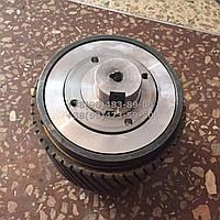 Прессующий ролик в сборе пресса гранулятора ОГМ 1,5 Роллер