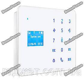 GSM сигнализация, KERUI A2, Android / IOS, Русское меню!! Цена указана за базу!!!